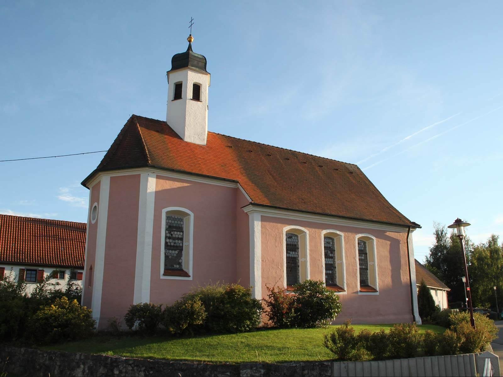 Kirche in Herbertingen