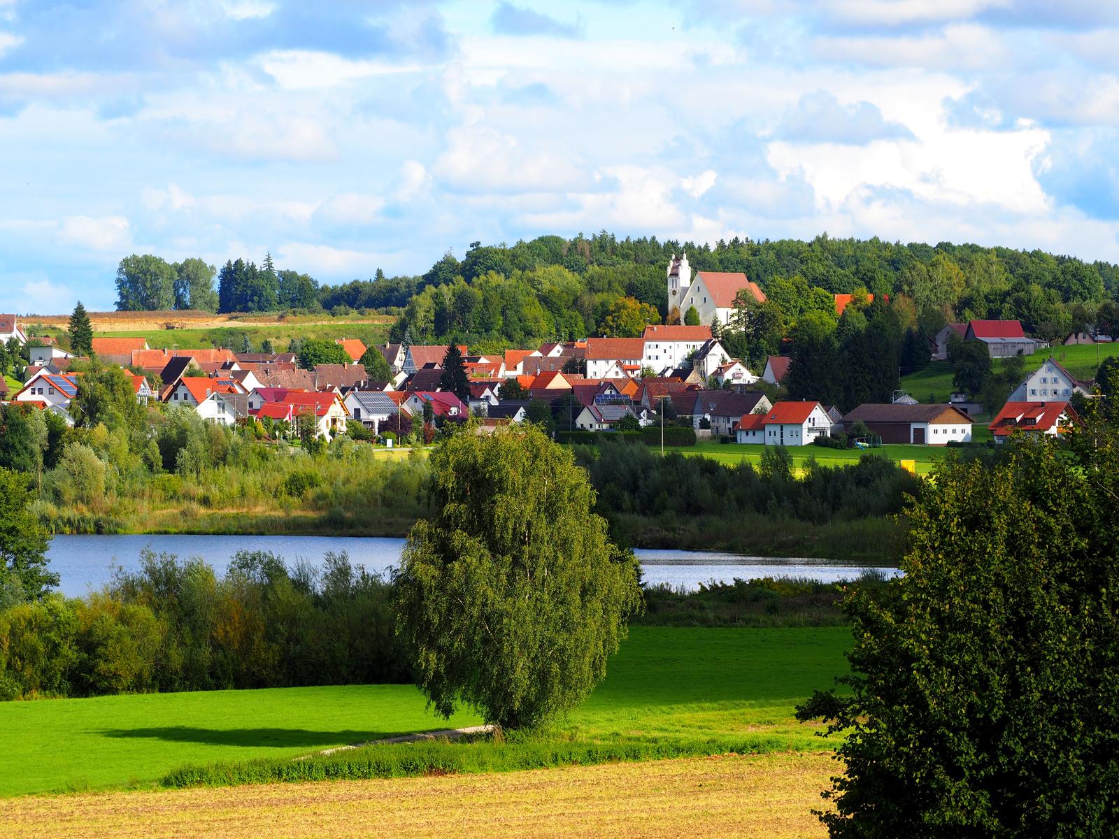 Ortsansicht von Marbach