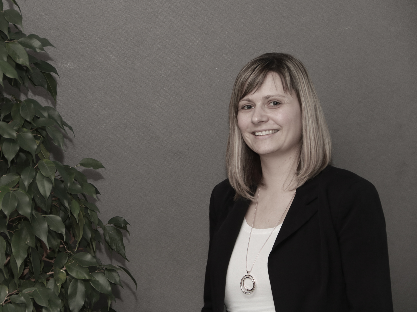 Porträt Frau Anja Brauner