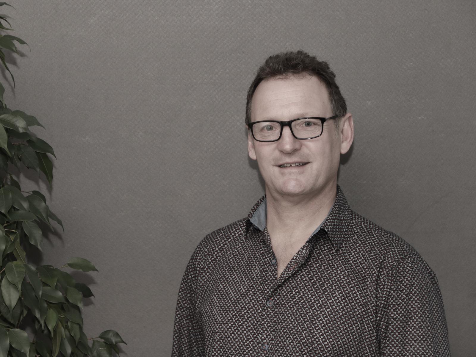 Porträt von Herr Pfeifer