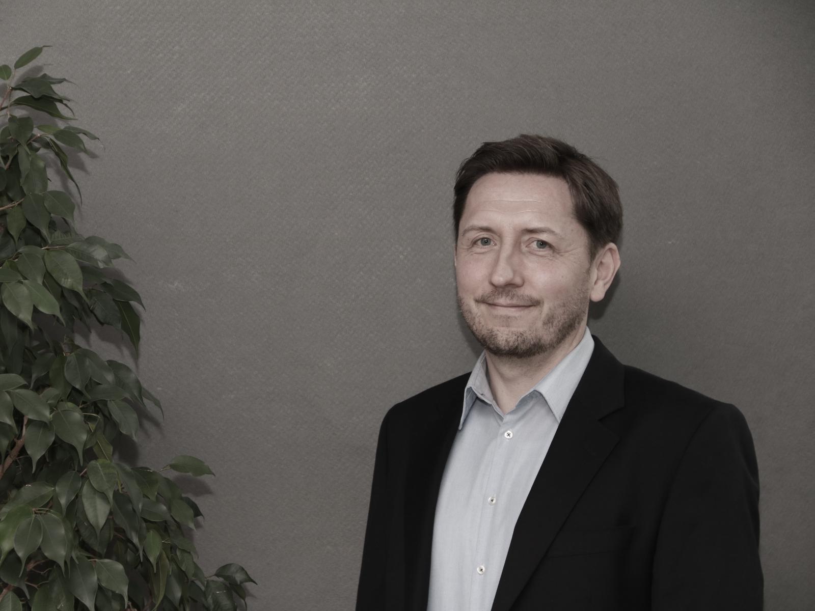 Porträt Herr Jürgen Krause