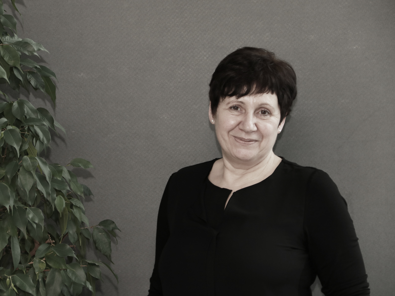 Porträt Frau Ursula Schmidt