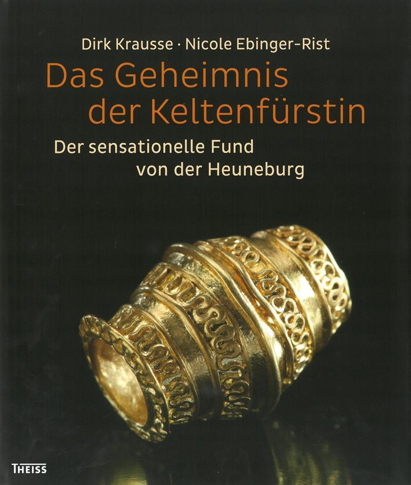 Buch: Das Geheimnis der Keltenfürstin