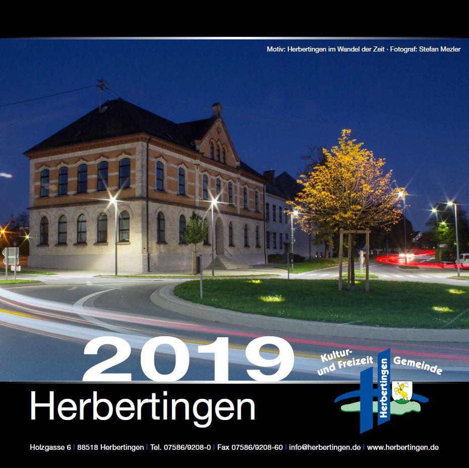2019 Herbertinger Fotokalender