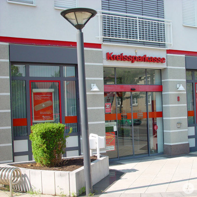 Kreissparkasse Sigmaringen Filiale Herbertingen