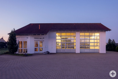 Standort Herbertingen SCHORER+WOLF
