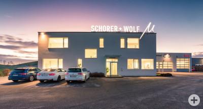 Standort Kempten SCHORER+WOLF