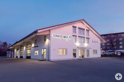 Standort Landsberg SCHORER+WOLF
