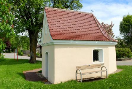 Bild der Angerkapelle in Herbertingen